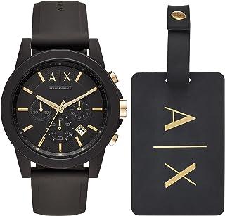 Armani Exchange Reloj Cronógrafo para Hombre de Cuarzo con