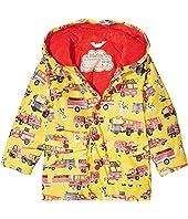 Hatley Kids - Fire Trucks Raincoat (Infant)