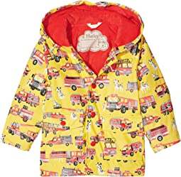 Hatley Kids - Fire Trucks Raincoat (Infant)
