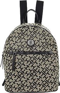 Tommy Hilfiger Willow II-Backpack-Geometric Jacquard w/Colored Trim