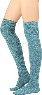 Best knit knee high socks Reviews