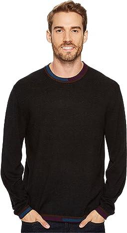 Cooperstown Long Sleeve Sweater Crew Neck