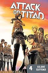 Attack on Titan Vol. 4 (English Edition) eBook Kindle