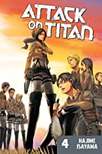 Attack on Titan Vol. 4 (English Edition)
