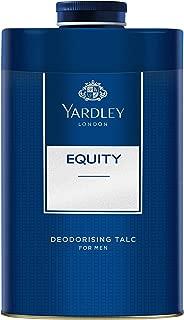 Yardley Equity Talc Body Powder - 150 Gm
