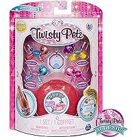 Twisty Petz Babies 4-Pack Kitties and Puppies Collectible Bracelet Set