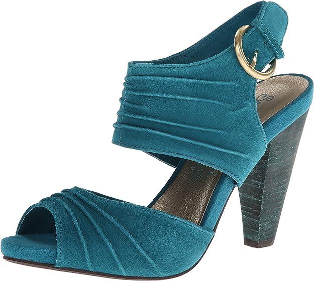 70s Shoes, Platforms, Boots, Heels | 1970s Shoes Seychelles Womens Gypsy Dress Pump  AT vintagedancer.com
