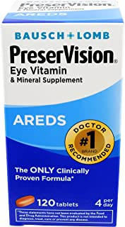 Best preservision eye vitamin and mineral supplement Reviews