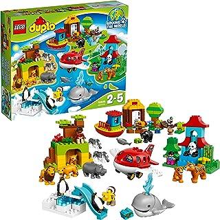 LEGO Duplo - Alrededor del Mundo (10805) Juego