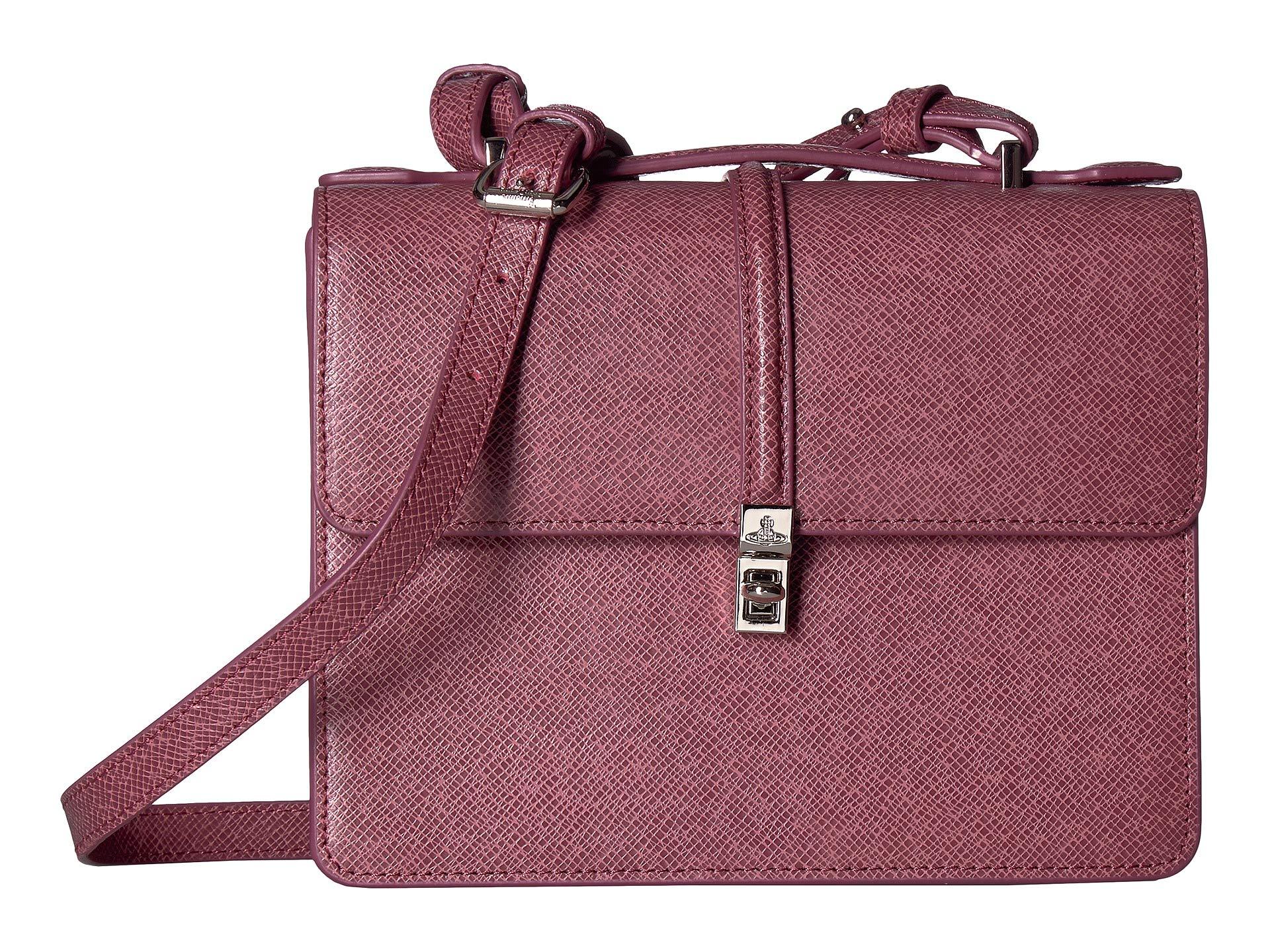0801d6f446 Vivienne Westwood Sofia Medium Shoulder Bag at Luxury.Zappos.com