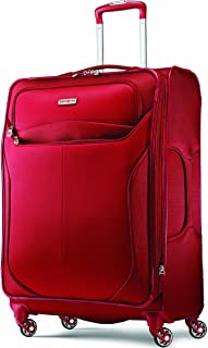 Samsonite Luggage Lift Spinner 25 Suitcases, Red, One Size
