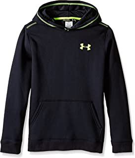 Under Armour Boys Rival Cotton Hoodie