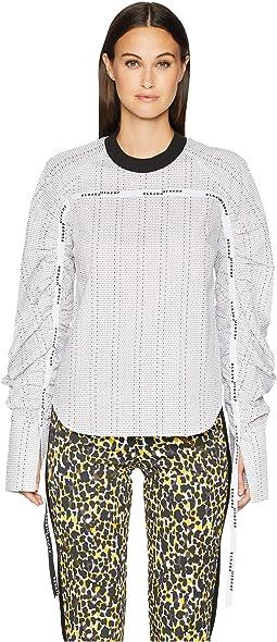 Camicia Donna Tessuto Stampato Jacket