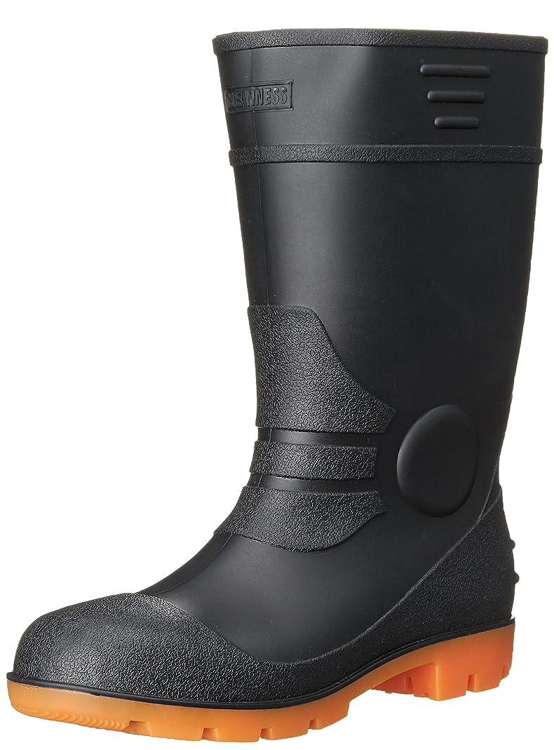 キャラクター位置づける浴安全長靴 作業長靴 メガセーフティ 丈夫なPVC一体成型モデル KR-7450