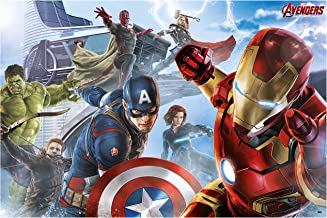 Marvel 'Age of Ultron' Poster (30.48 cm x 45.72 cm, PBMAAOU070)