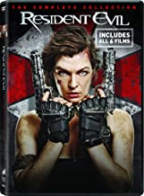 Best resident evil dvd box set 1 5 Reviews