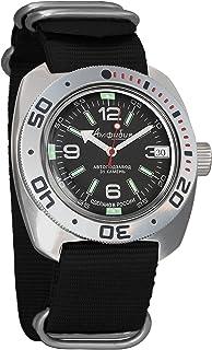 Vostok Amphibian automático Mens Reloj de Pulsera Self-