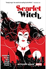 Scarlet Witch Vol. 1: Witches' Road (Scarlet Witch (2015-2017)) Kindle Edition