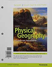 McKnight's Physical Geography: A Landscape Appreciation, Books a la Carte Plus Mastering Geography with Pearson eText -- Access Card Package (12th Edition)
