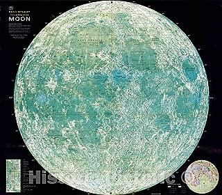 Best vintage moon map Reviews