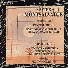 Desintegració Morfològica de la Xacona de Johann Sebastian Bach