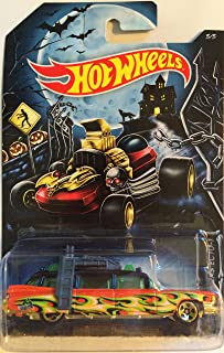 Hot Wheels 2014 Halloween Exclusive [5/5] Ghostbusters Ecto-1