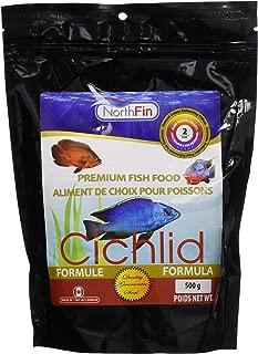 Northfin Food Cichlid Formula 2Mm Pellet 500 Gram Package