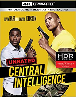 Central Intelligence (4K UHD/BD)