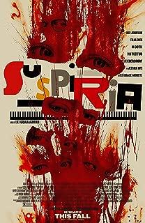 newhorizon Suspiria Movie Poster 17'' x 25'' NOT A DVD