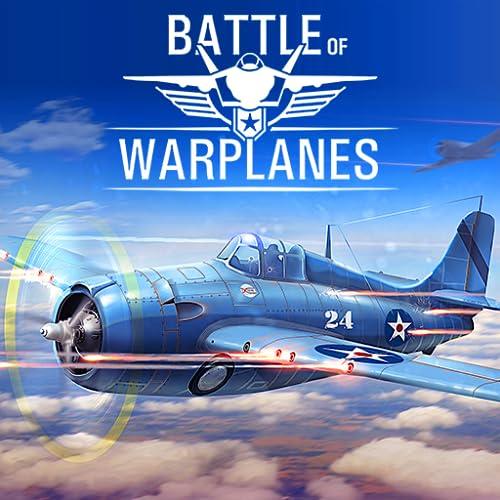 Battle of Warplanes: Flugzeug Simulator Spiele
