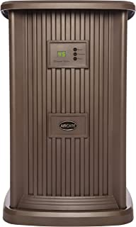 AIRCARE Digital Style Nutmeg Whole House Pedestal Evaporative Humidifier for 2400 sq. ft,