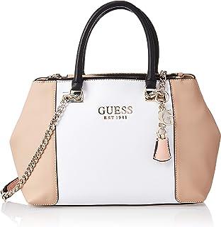 Guess Womens Handbag, White Multi - CB766922