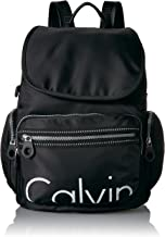 Calvin Klein Athliesure Nylon Multi-Pocket Backpack