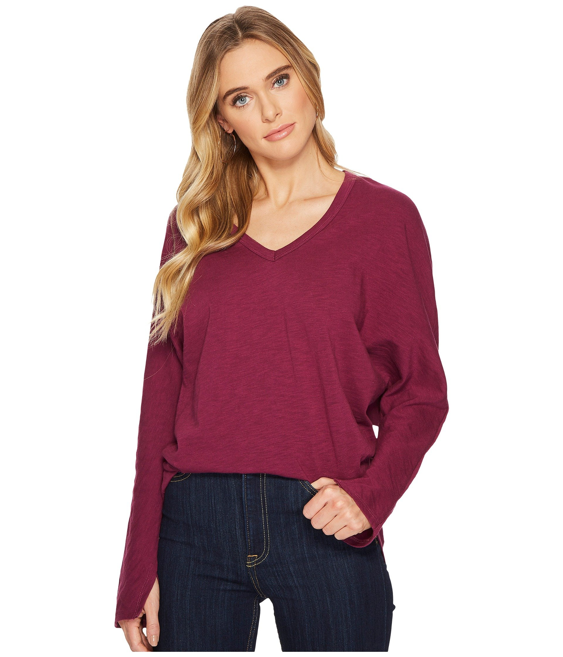 HEATHER Eartha Pullover, Berry