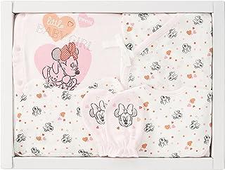DISNEY BABY(ディズニーベビー) ミニー 新生児ドレスオール ギフトセット 3520AGD02