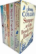 Jenny colgan 5 books collection set (christmas,summer at little beach street bakery,meet me at the cupcake café,rules,class)