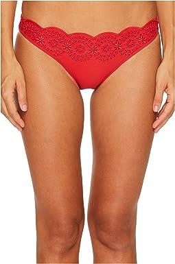 Stella McCartney - Broderie Anglaise Classic Bikini Bottom