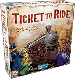 Best game of trains board game Reviews