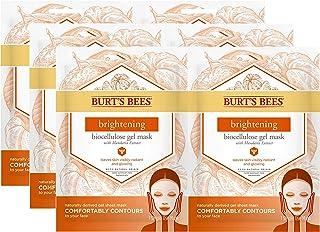 Burt's Bees Burts Bees Brightening Biocellulose Gel Face Mask 1 Pc (I0094138)