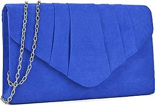 Best blue clutch purse Reviews