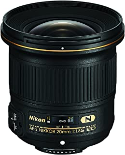 Nikon AF-S NIKKOR 20MM F/1.8G ED BM-12 LCD Monitor Cover, Black