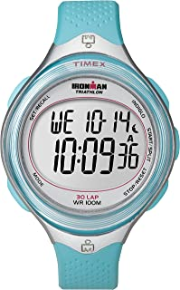 Ironman Clear-View 30 Lap Watch - Women39;s