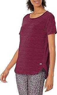Essentials Women's Studio Relaxed-Fit Lightweight Crewneck T-Shirt