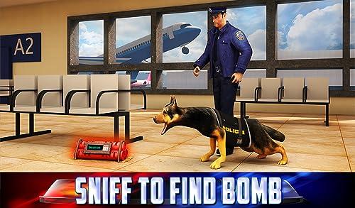 『Airport Police Dog Duty Sim』の5枚目の画像