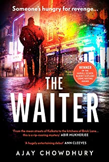The Waiter: the award-winning first book in a thrilling new detective series