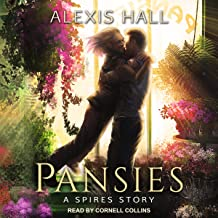 Pansies: Spires Series, Book 4