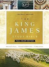 KJV, The King James Study Bible, Ebook, Full-Color Edition: Holy Bible, King James Version