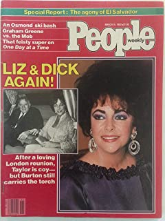 People Weekly (Liz & Dick Again , Special report : The Agony of El Salvador, March 15 , 1982)