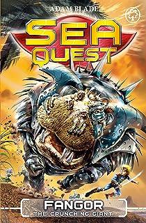 Fangor the Crunching Giant: Book 30 (Sea Quest)