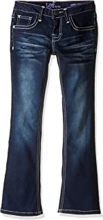 LEE Girls' Big Susan Heavy Stitch Boot Jean